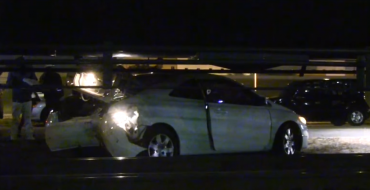 Honda Civic Gets Hit by Train, Walks it Off [VIDEO]