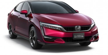 Honda Clarity Fuel Cell Sedan Priced at $60,000