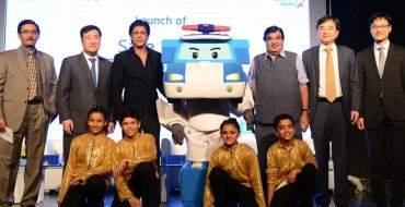 Hyundai Kids Initiative to Improve Traffic Safety Features SRK & Robocar Poli