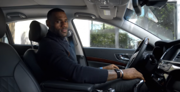 LeBron James Calls Out Critics in New Kia K900 Commercial