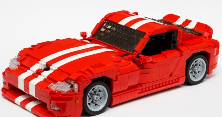 Vote to Bring Lego Dodge Viper to Life