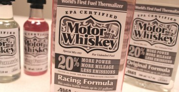 Motor Whiskey Fuel Thermalizer Additive Review