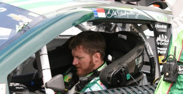 Earnhardt Jr. Voted Most Popular Driver for 13th Consecutive Year