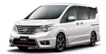 Nissan Readies Fleet for Tokyo Auto Salon