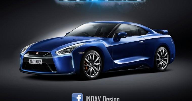 Nissan GT-R Gets a Fan Update