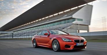 2016 BMW M6 Overview