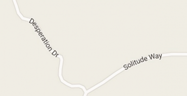 Take a Closer Look at Maps With Sad Topographies