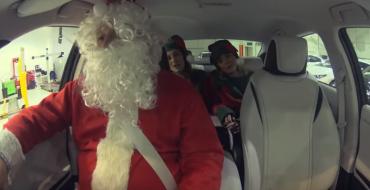 [VIDEO] Toyota UK Wishes You a Mirai Christmas