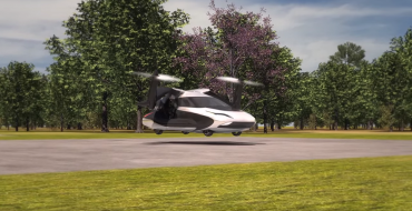 Jetsons, Here We Come: Terrafugia Takes Step Toward Building TF-X Flying Car