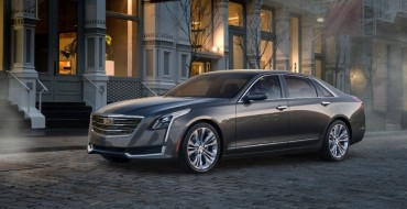 Cadillac Announces CT6 Launch Dates in Canada, China