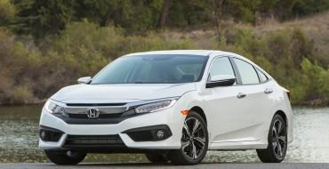 Honda Civic Named AutoGuide.com 2016 Car of the Year