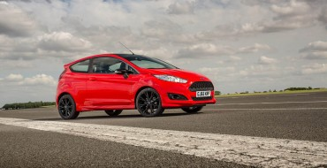 Ford is UK's Best-Selling Auto Brand for 39th Year