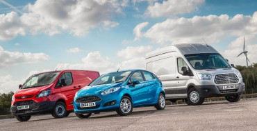Ford Extend Sales Lead in UK in November