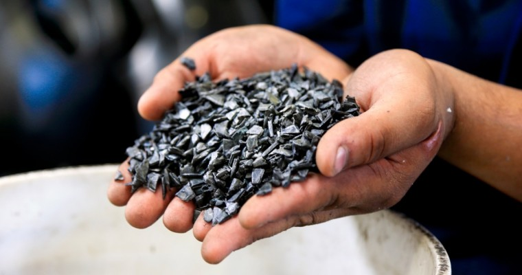 Toyota Saves Automotive Waste from Landfills