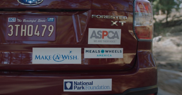 Subaru Share the Love Event Achieves Nearly $20 Million in Donations