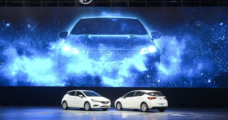 Buick Verano and GS Revealed at Guangzhou Auto Show