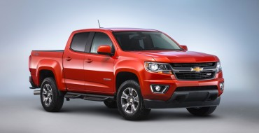 2016 Chevy Colorado Duramax Diesel Will Be America's Most Fuel-Efficient Pickup
