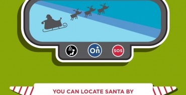 OnStar Customers Can Track Santa in Their Cars This Christmas Eve/Morning