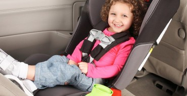 Car Seat Safety Reminder for Young Trick-Or-Treaters