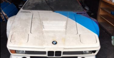 This BMW M1 Is the Ultimate Barn Find