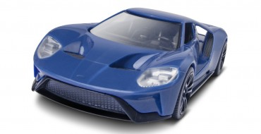 Ford and Revell Offering GT Snap Kit to Detroit Auto Show Attendees
