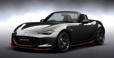 Mazda Reveals Five Tokyo Auto Salon Concept Vehicles