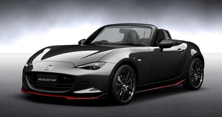 Mazda Reveals Five Tokyo Auto Salon Concept Vehicles