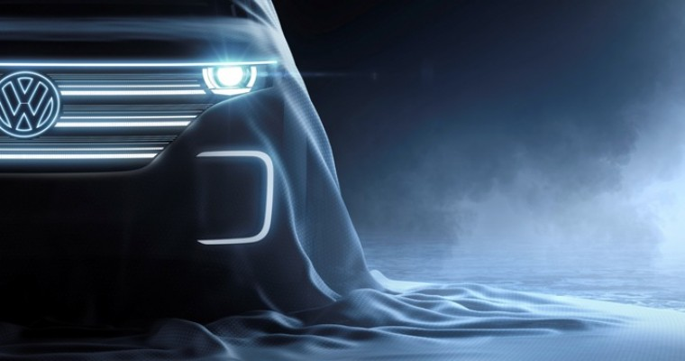 Please Let There Be a New VW Bus at CES