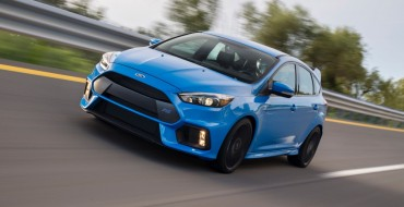 Forget Pokemon, the 2016 Ford Focus RS Is Here