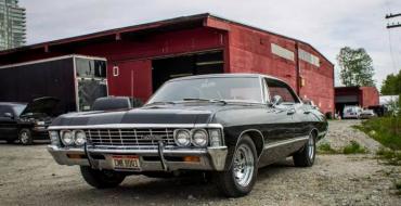 Why <em>Supernatural</em>'s 1967 Chevrolet Impala Is a Demon Hunter's Dream