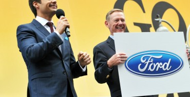 Everyone Relax, Ford and Ryan Seacrest are Extending Their Partnership