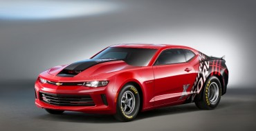 Chevrolet to Auction 2016 COPO Camaro to Benefit United Way