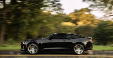 2016 Chevrolet Camaro SS Wins <em>Motor Authority</em>'s Best Car to Buy Award