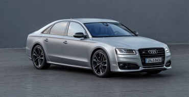 2016 Audi S8 Plus Overview