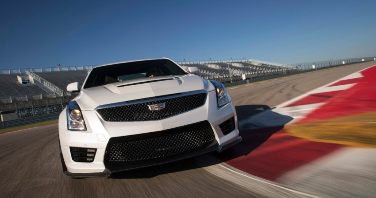 2016 Cadillac ATS-V Nominated for Best Car to Buy Award from Motor Authority