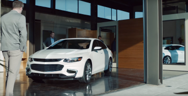 Chevy Commercial Insists the Malibu is Not as Crappy as You Think [VIDEO]