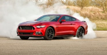Motor Authority Nominates the 2016 Ford Mustang Shelby GT350 for its Annual Best Car to Buy Award