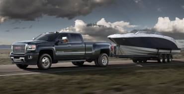 2016 GMC Sierra 3500HD Overview