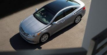 2016 Hyundai Azera Overview