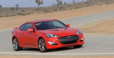 2016 Hyundai Genesis Coupe Overview