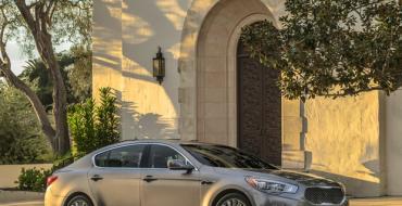 Kia Introduces UVO Luxury Services in 2016 K900 Sedan