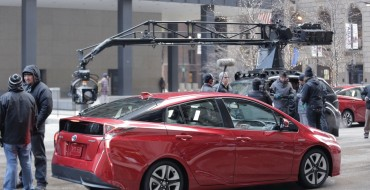 2016 Prius to Star in Toyota's Super Bowl Ad