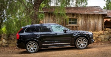2016 Volvo XC90 Earns North American Truck of the Year Award