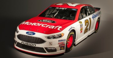 Ford Reveals New NASCAR Fusion Ahead of February Competition Debut