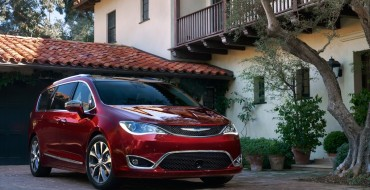 2017 Chrysler Pacifica Overview