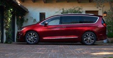 Mopar Helps You Customize Your All-New 2017 Chrysler Pacifica