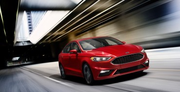 2017 Ford Fusion V6 Sport's Shock Absorber System the Bane of Potholes