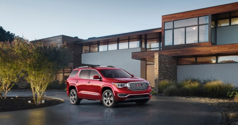 Report: GMC Acadia Coming to Oz as a Holden