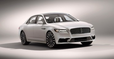 Lincoln Continental Pulls 40K Interested Parties in Hand-Raisers
