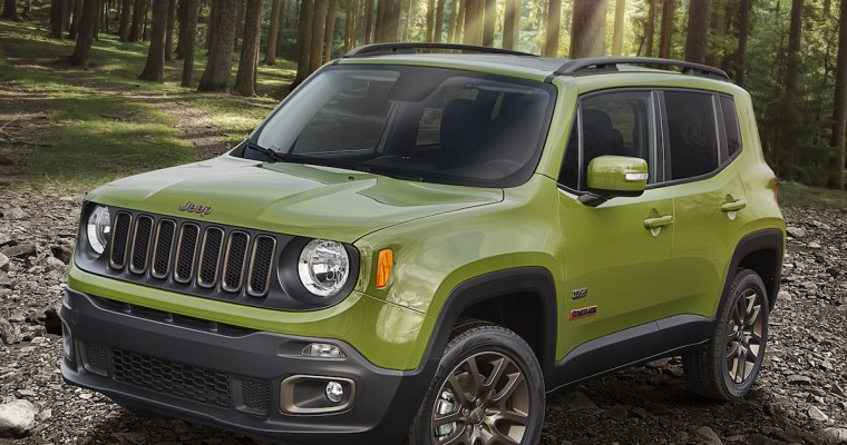First Chinese-Built Jeep Renegade Rolls Off Production Line in Guangzhou
